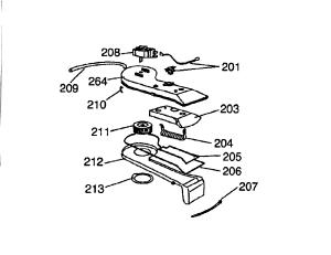 MANIFOLD Diagram & Parts List for Model xqg6511su Haier