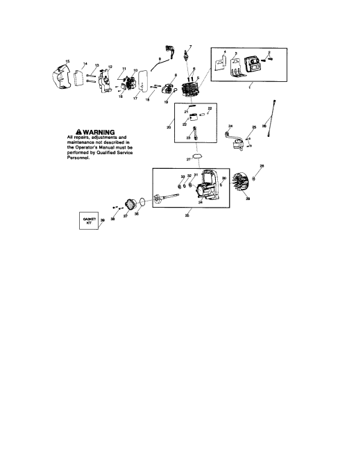 small resolution of leaf blower wiring diagram wiring diagram database leaf blower maintenance craftsman leaf blower wiring diagram 2011