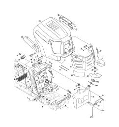 cub cadet ltx1042 wiring diagram [ 2550 x 3300 Pixel ]