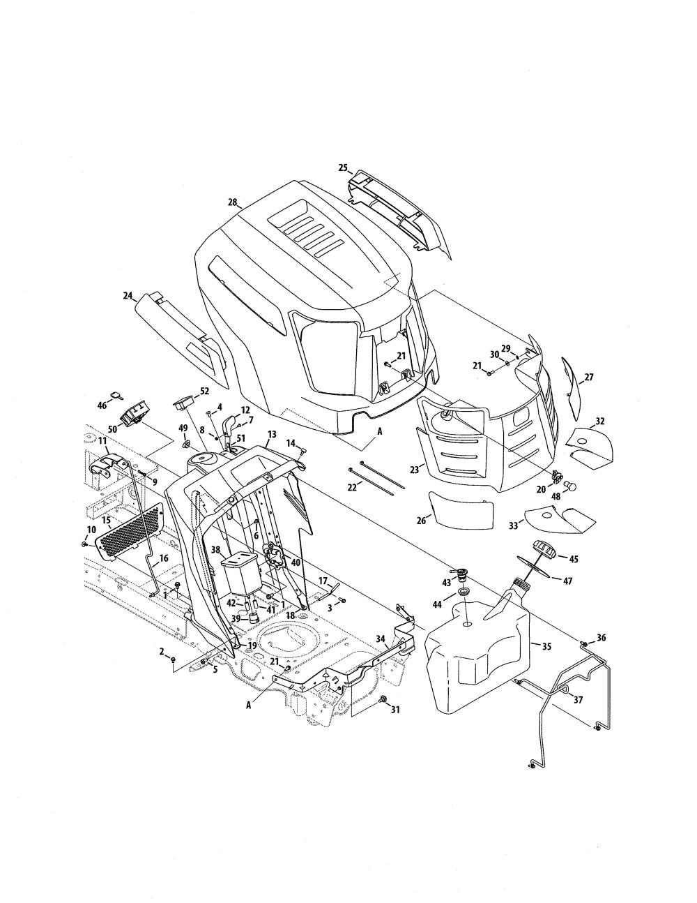 medium resolution of cub cadet ltx1042 wiring diagram
