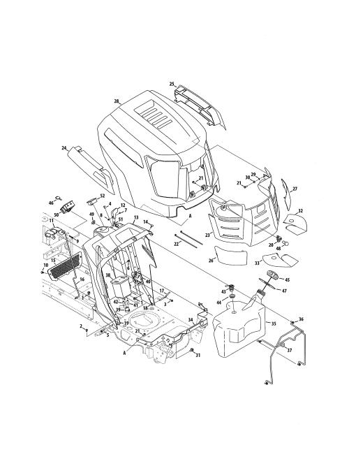 small resolution of cub cadet ltx1042 wiring diagram