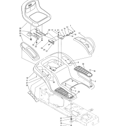 lx425 belt diagram [ 2550 x 3300 Pixel ]