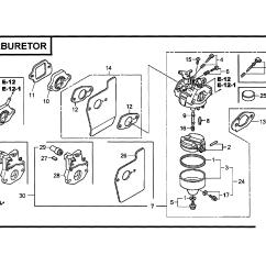 Honda Engine Gcv160 Carburetor Diagram Solenoid Wiring 86 Ford F150 Carb Schematic Best Site Harness