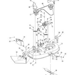 Mtd Yard Machine Parts Diagram Rails Telecaster Pickup Wiring Model 13ah762f752 Lawn Tractor Genuine
