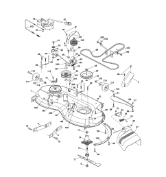 looking for craftsman model 917288520 front engine lawn tractor craftsman mower schematics  [ 2550 x 3300 Pixel ]