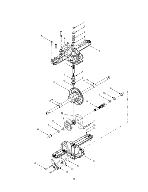 small resolution of mtd 13ag601h729 transmission diagram