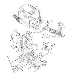 Sears Lawn Tractor Parts Diagram Carrier Wiring Air Handler Craftsman Model 247288812 Partsdirect