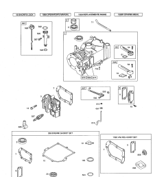 briggs stratton 10l802 5547 f2 cylinder assembly diagram [ 2547 x 3296 Pixel ]