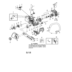 Craftsman Chainsaw Carburetor Diagram Lowrance Hds 5 Wiring Chain Saw Parts Model 358351910 Sears