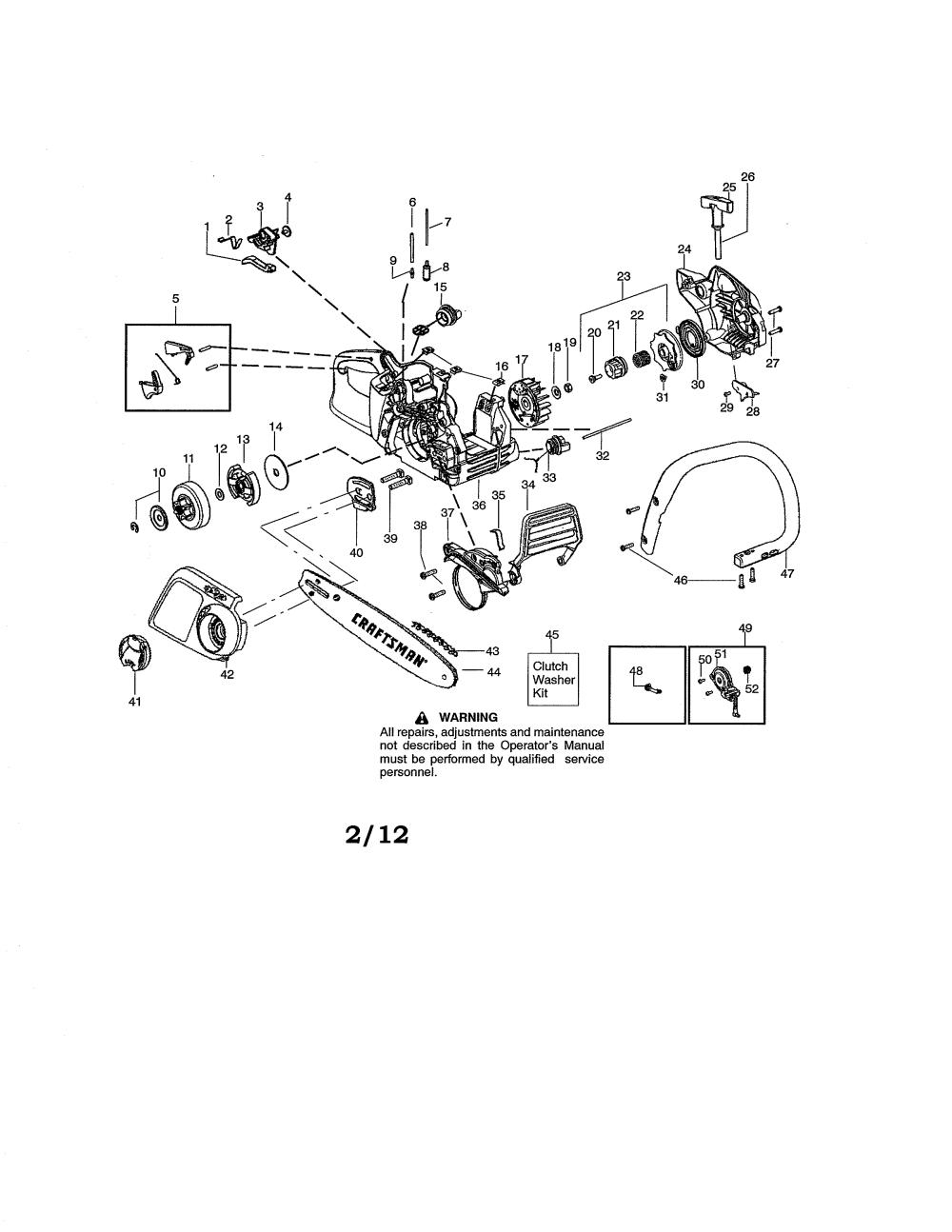 medium resolution of craftsman 42cc chainsaw carburetor engine diagram wiring schematiccraftsman 42cc chainsaw carburetor engine diagram wiring library craftsman
