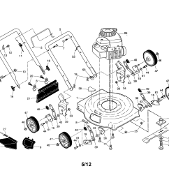 lawn mower parts diagram wiring diagram third level rh 16 8 16 jacobwinterstein com murray riding [ 3300 x 2550 Pixel ]