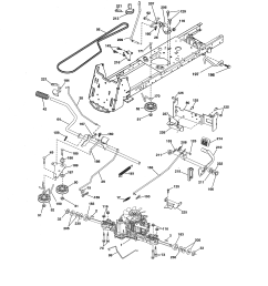 wiring diagram for craftsman 917 276922 riding lawn mower [ 2550 x 3300 Pixel ]