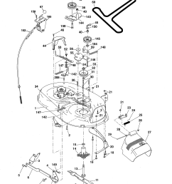ariens 96016002701 mower deck diagram [ 2550 x 3300 Pixel ]