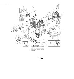 craftsman 358341900 chassis bar handle diagram [ 2550 x 3300 Pixel ]