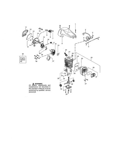 small resolution of craftsman 358341900 shield cylinder crankshaft diagram