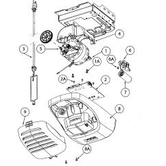 Genie Garage Door Parts Diagram Belimo Actuators Wiring Opener  Dandk Organizer