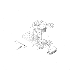 craftsman 247288820 4p90hu engine muffler diagram [ 2550 x 3300 Pixel ]
