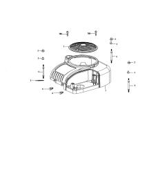 mtd 4p90hu air shield debris shield diagram [ 2550 x 3300 Pixel ]