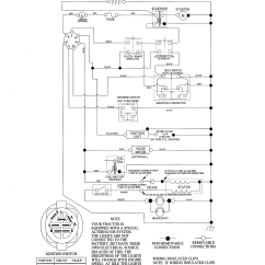 Craftsman Lawn Mower Wiring Diagram 2006 Jeep Tj Radio 917 255460