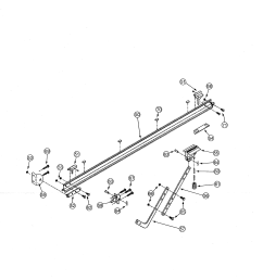 genie is ims isl b series rail cm7600 cm8600 pro95 diagram [ 2550 x 3300 Pixel ]