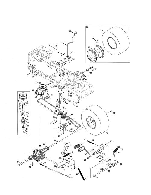 small resolution of craftsman lt2000 engine diagram wiring diagram used craftsman lt2000 engine diagram
