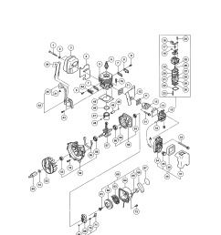hitachi rb24eap cylinder carburetor diagram [ 2550 x 3300 Pixel ]