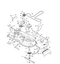 craftsman 917255728 mower deck diagram [ 2550 x 3300 Pixel ]