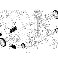 Wiring Diagram For Murray Riding Lawn Mower Kenwood Kdc Mp345u Parts Model 96114002601 Sears