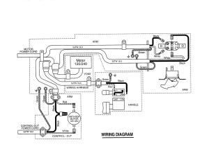 WIRING DIAGRAM Diagram & Parts List for Model 315220100