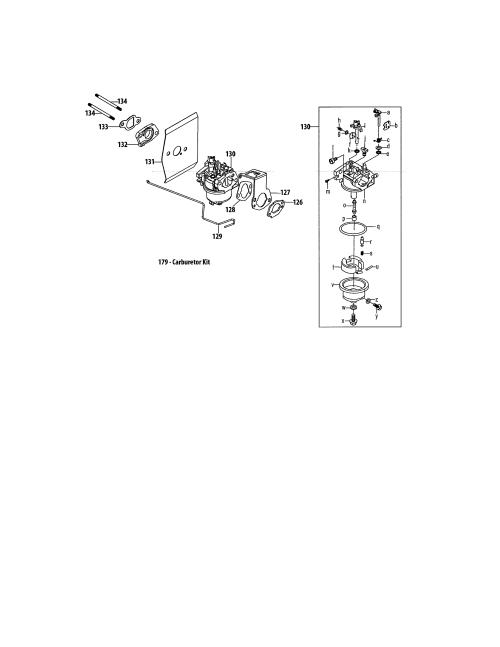 small resolution of mtd model 5x65ru engine genuine parts