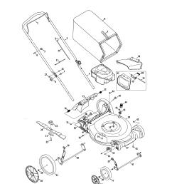 mtd 11a b25n799 lawn mower diagram [ 2550 x 3300 Pixel ]
