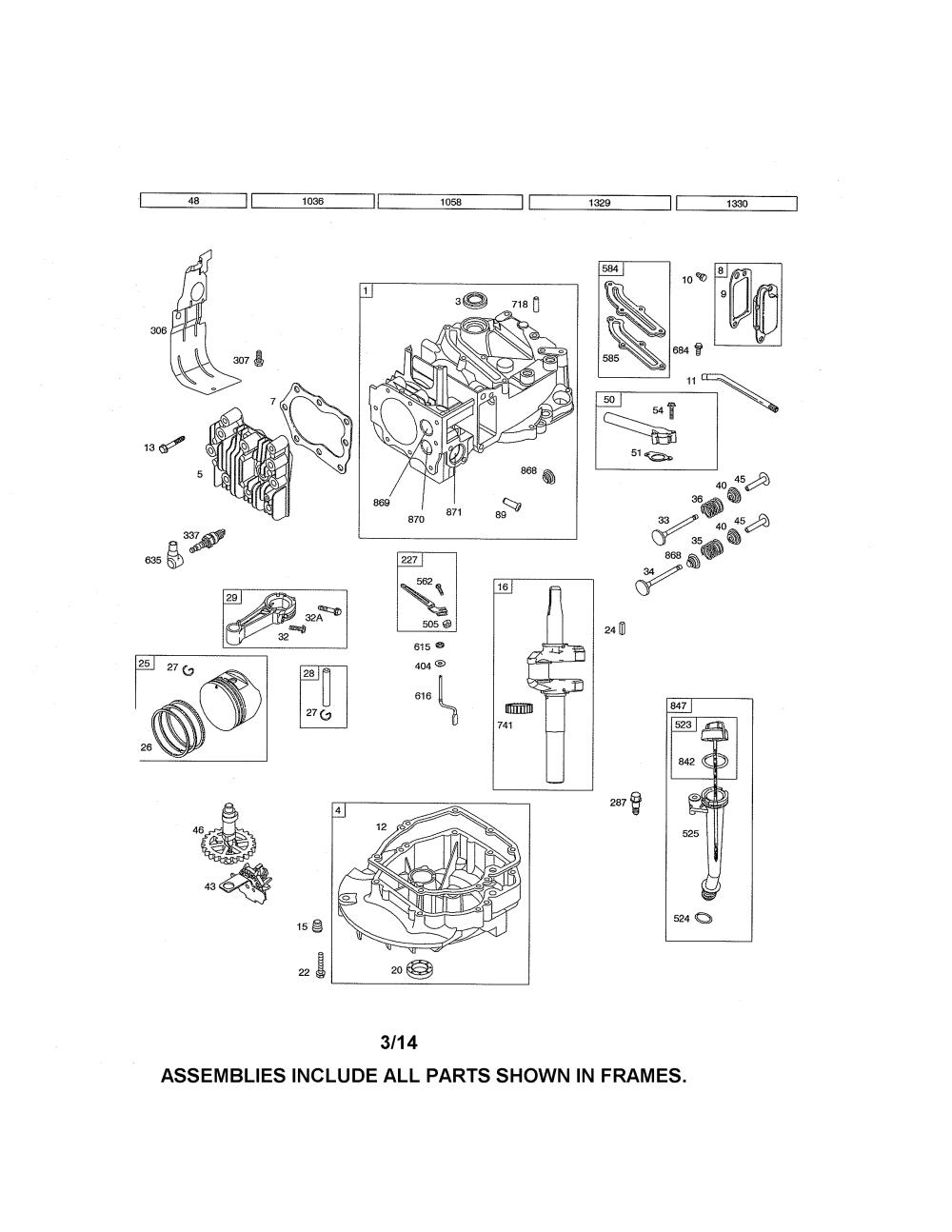 medium resolution of 10 0 brigg stratton motor wiring diagram