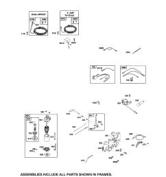 briggs stratton 33r877 0003 g1 motor starter alternator diagram [ 2550 x 3300 Pixel ]