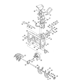 mtd 179cc small engine diagram [ 2550 x 3300 Pixel ]