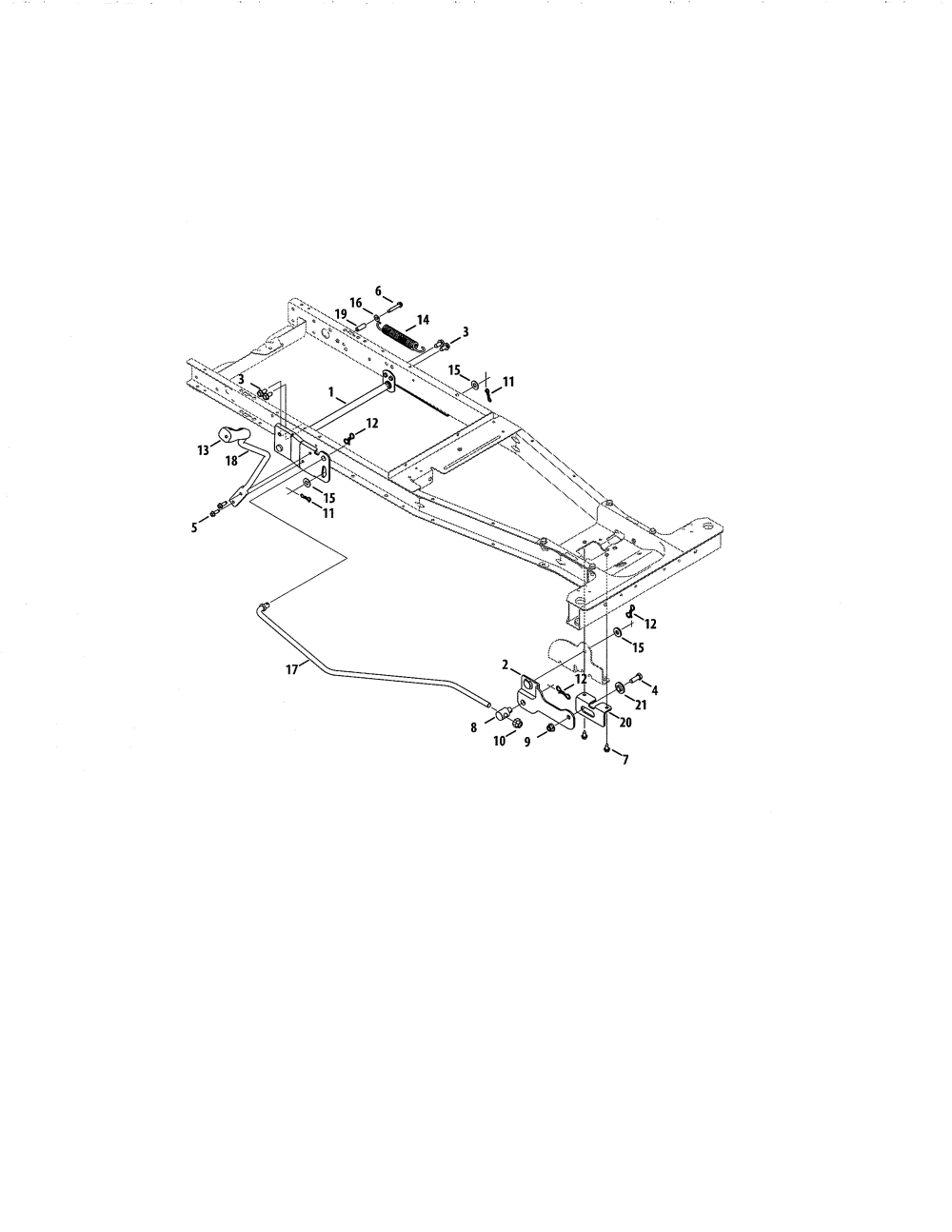 medium resolution of craftsman 247290001 lift diagram
