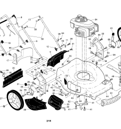 husqvarna hu700f 96145000903 engine housing handle diagram [ 3300 x 2550 Pixel ]