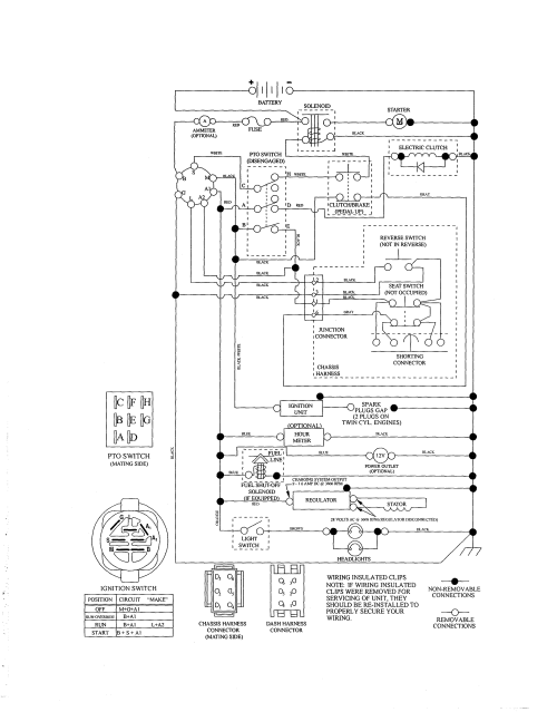 small resolution of husqvarna wiring schematic blog wiring diagram looking for husqvarna model 96043018200 front engine lawn tractor husqvarna