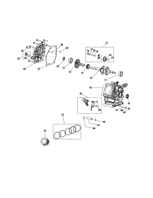 small resolution of mtd 179cc small engine diagram