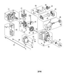 craftsman 316711023 fuel tank short block diagram [ 2550 x 3300 Pixel ]