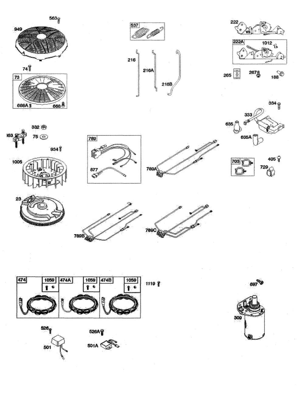 medium resolution of briggs stratton 44n677 0005 g1 alternator flywheel starter diagram