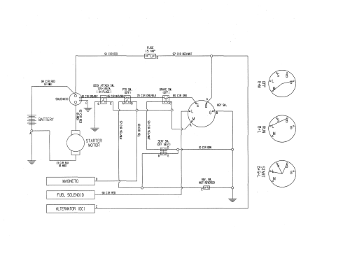 small resolution of mtd 13a726jd099 wiring diagram diagram