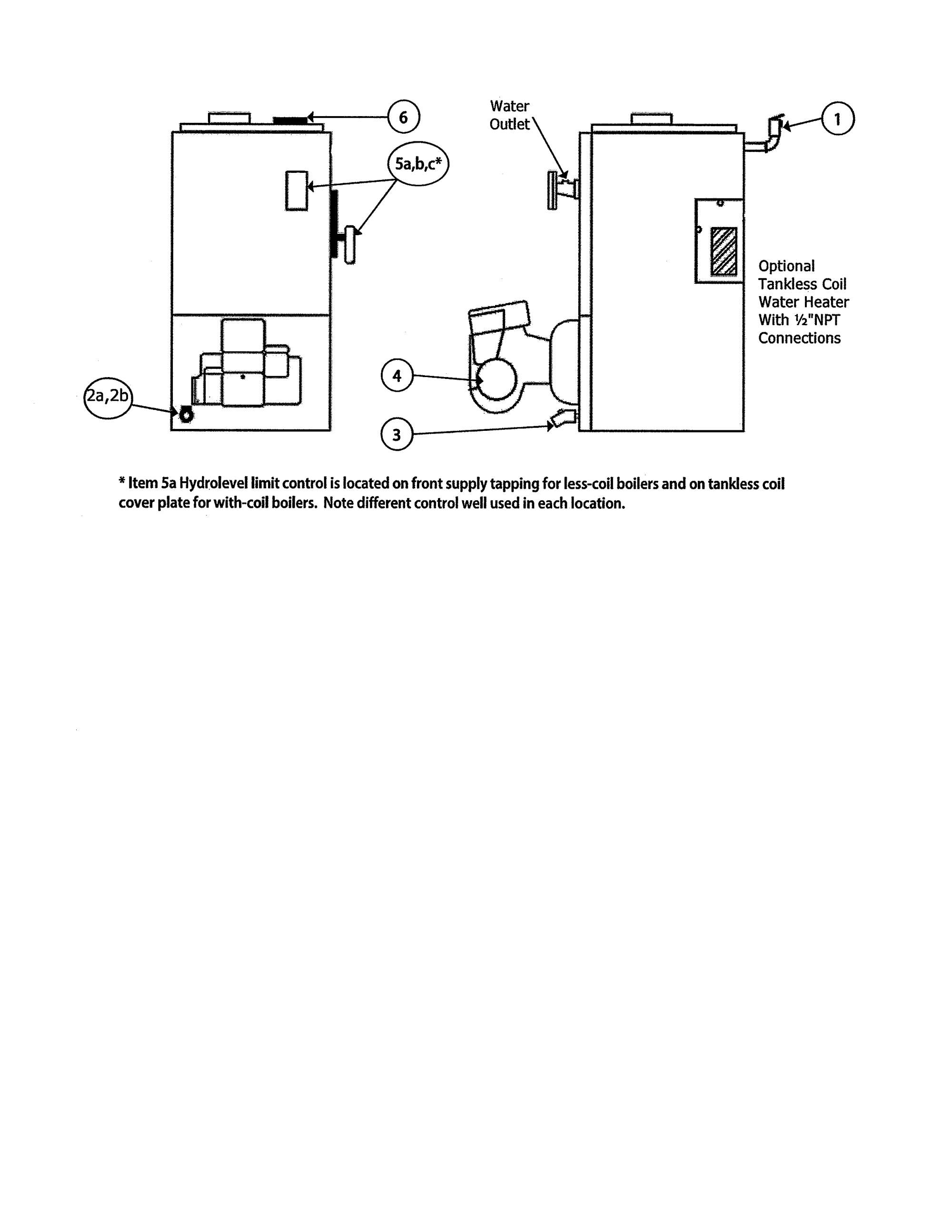 hight resolution of dunkirk 4ew150zbtp optional tankless coil water heater diagram