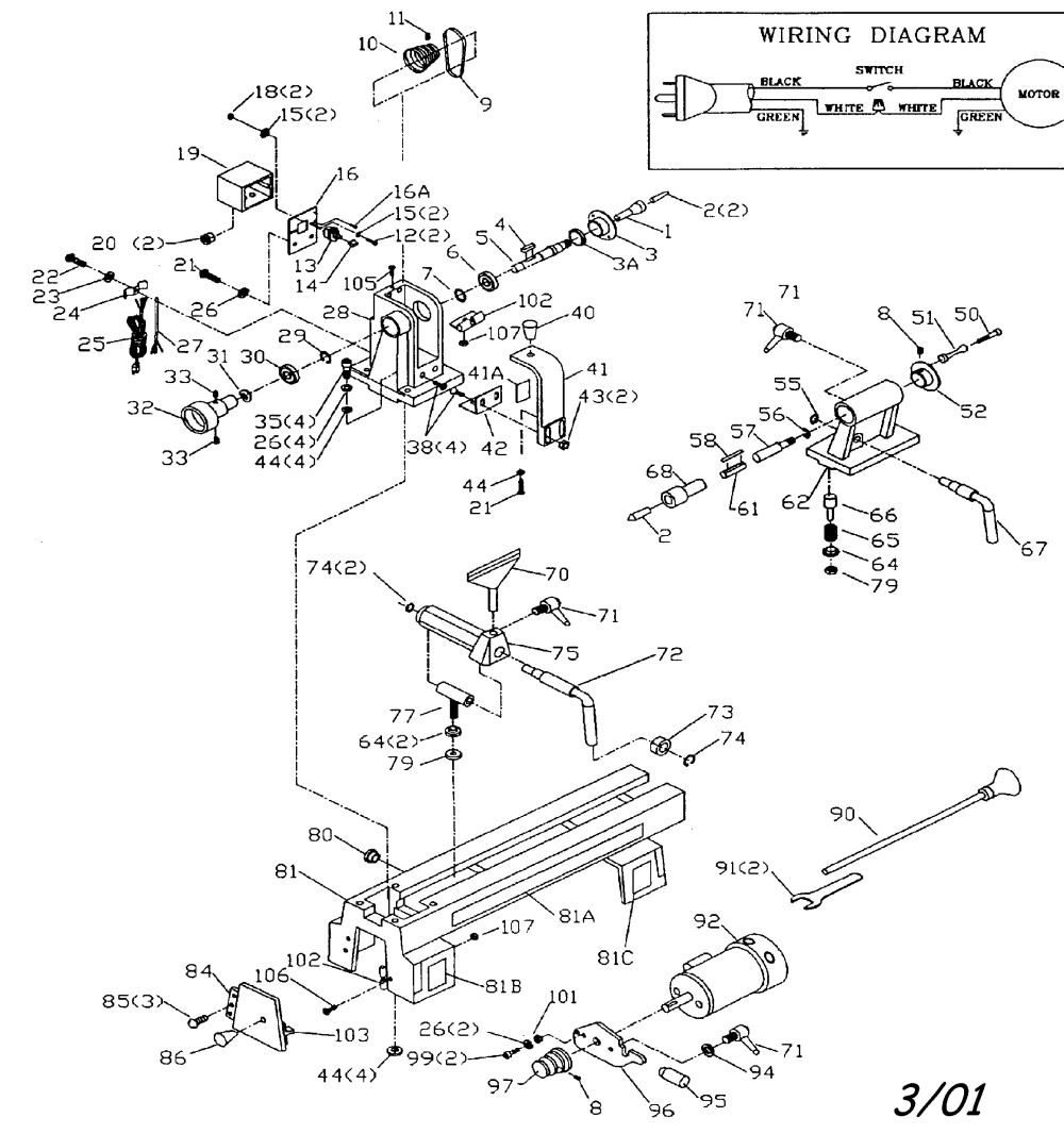 medium resolution of delta 46 250 cabinet parts diagram
