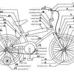 Bike Parts Diagram Word Problems Involving Venn Sears Model 130452040 Partsdirect