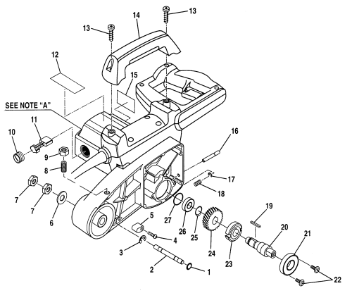 small resolution of craftsman 315243150 miter saw diagram