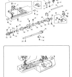 sewing pedal wiring diagram kenmore [ 2269 x 2682 Pixel ]