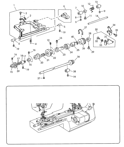 small resolution of sewing pedal wiring diagram kenmore