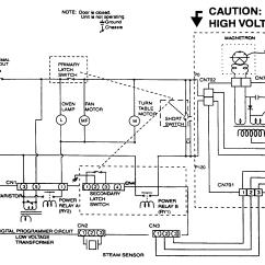 Whirlpool Microwave Wiring Diagram Dayton Motor Oven Circuit Maker