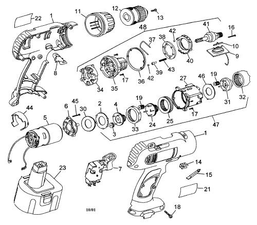 small resolution of dewalt drill diagram