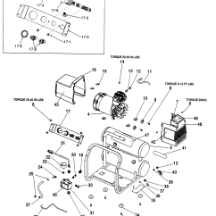 Craftsman Air Compressor Wiring Diagram Amp And Subwoofer Parts Model